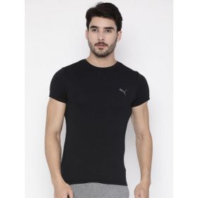Puma Men Round Neck T-shirt