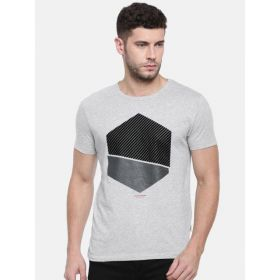 Jack & Jones Men Round Neck T-shirt